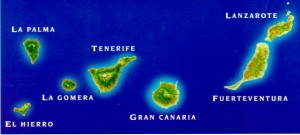 kanári szigetek