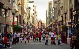 Las Palmas Calle Triana